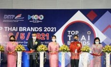 Hô Chi Minh-Ville : plus de 50 entreprises à Top Thai Brands 2021